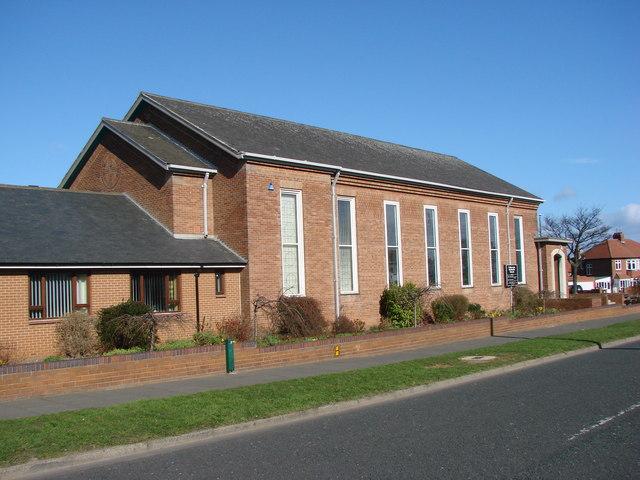 Cullercoats Methodist Church