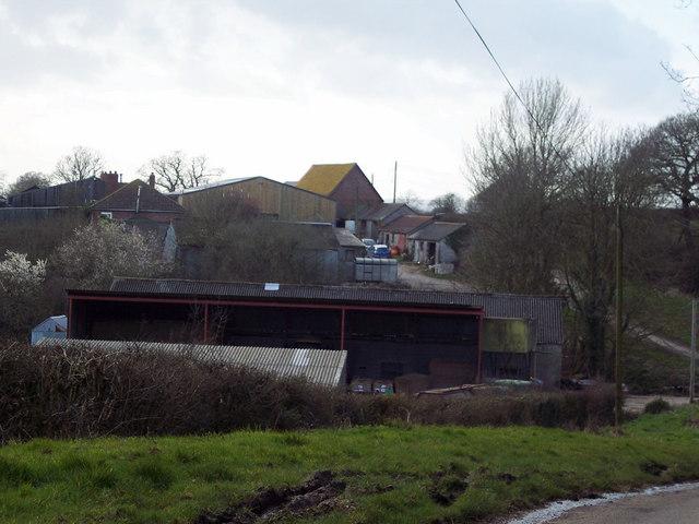 Friars Farm, Friars Lane, East Knoyle