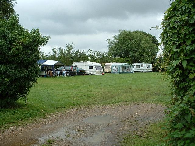 Campsite at Repps