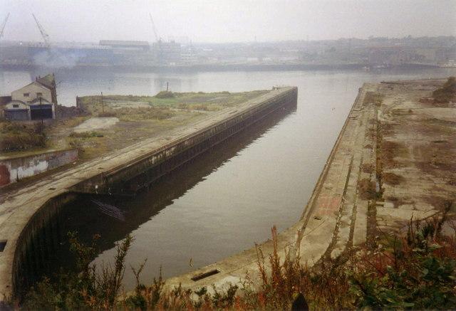 Tyne Dock, 1993
