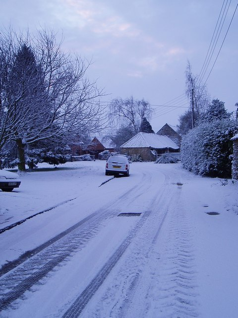 Hough Road, Frieston