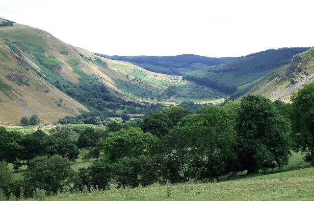 Berwyn Valley
