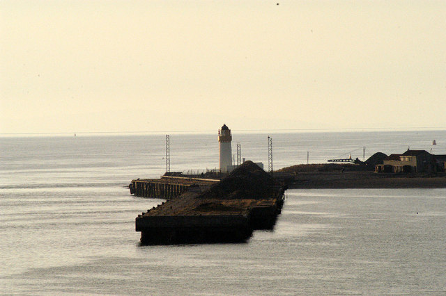 Cairn Point Pier and Lighthouse