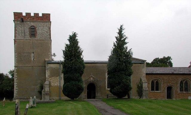 St Mary, Rushden, Herts