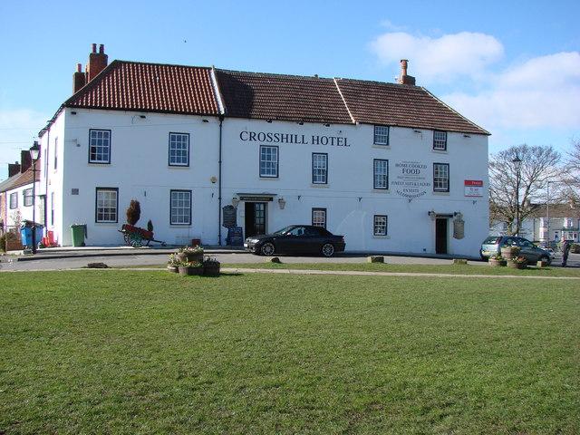 The Crosshill Hotel, Sedgefield