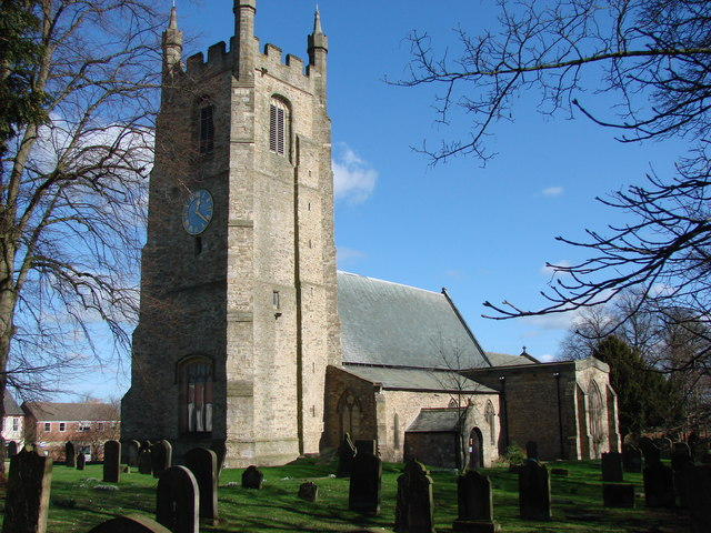 St Edmund's Church, Sedgefield