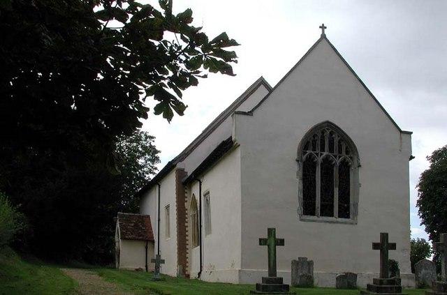 St Margaret of Antioch, Bygrave, Herts