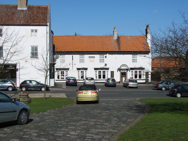 The Hope Inn, Sedgefield