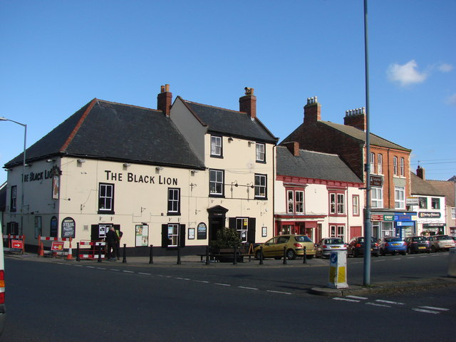 The Black Lion Inn, Sedgefield