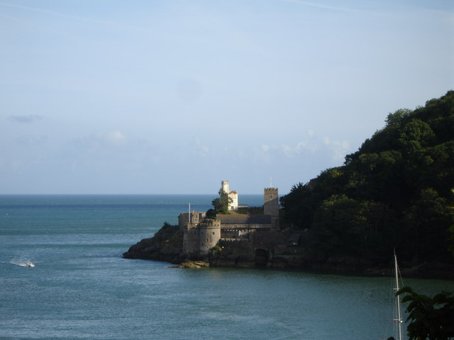 Dartmouth Castle, Mouth of the River Dart