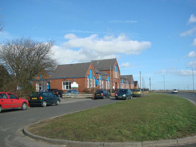 County Primary School, Quarrington Hill