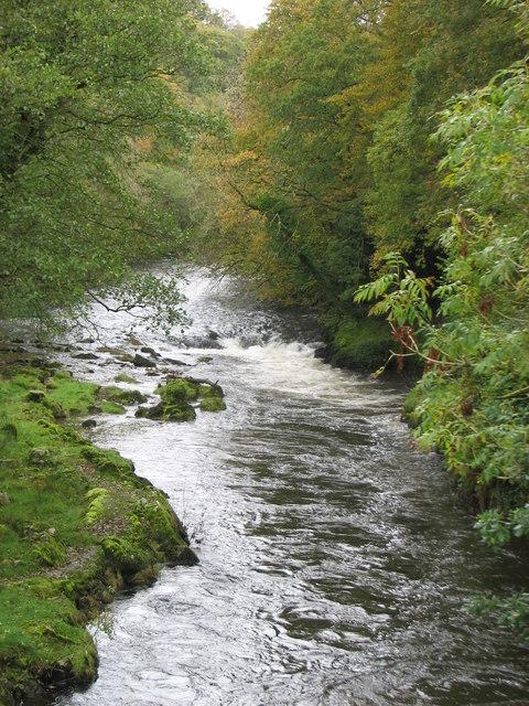 River Teifi, Maesycrugiau