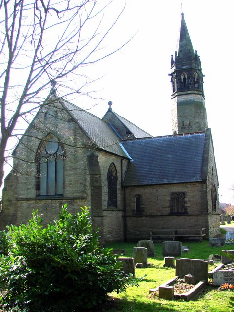 Church of St Mary, Sherburn Village