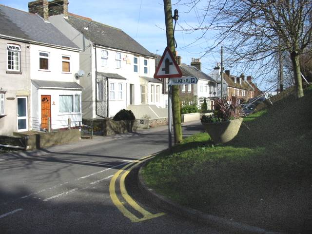 Houses on Coxhill Road