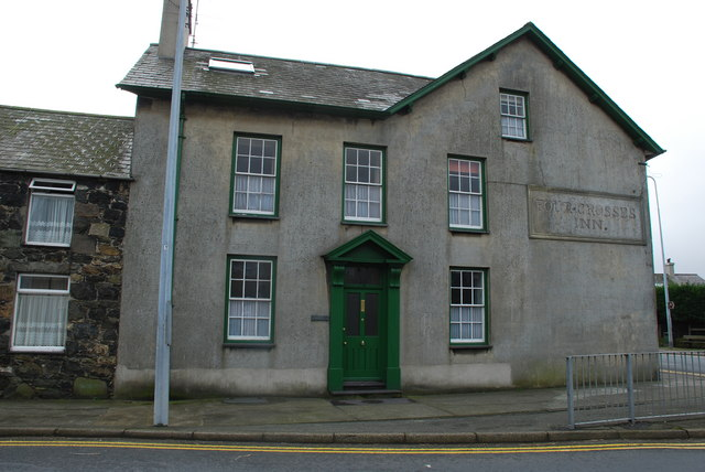 Hen Dafarn Fourcrosses Old Inn