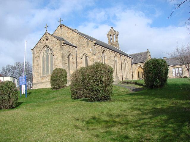 Sugley , Parish Church of the Holy Saviour