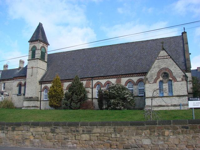 St. George's R.C. Church, Bells Close.