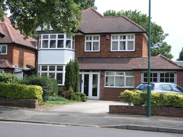 4 Heaton Road