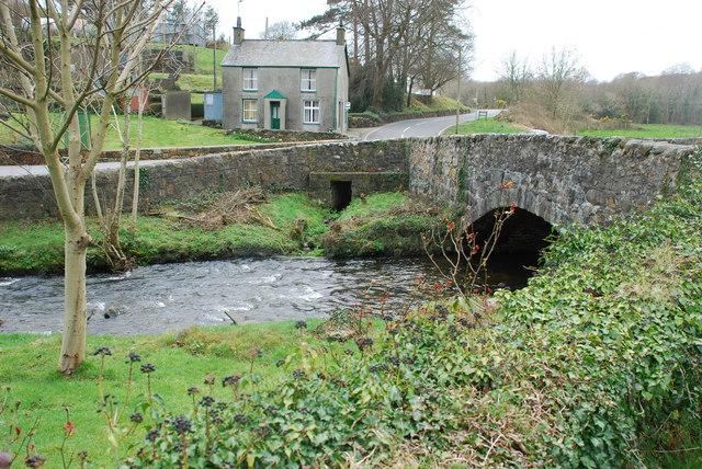 Pont Rhydygwystl Bridge