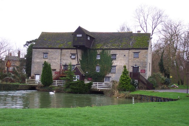 Barnwell Mill nr. Oundle