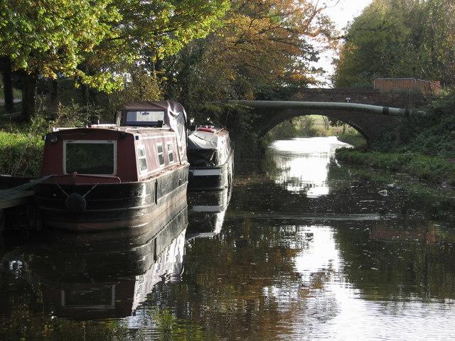 Newtown Bridge, Stourbridge Canal.
