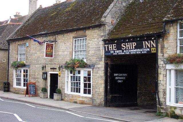 The Ship Inn, West Street, Oundle
