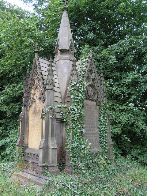 Kirkham churchyard