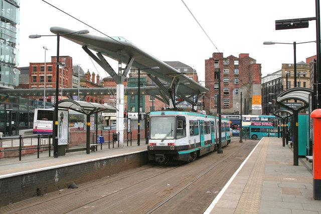 Shudehill Interchange, Manchester