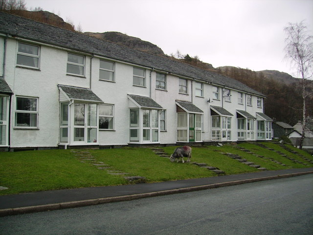 Cottages, Chapel Stile