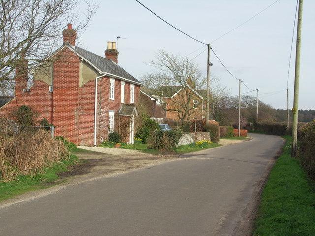 Houses in Godwinscroft