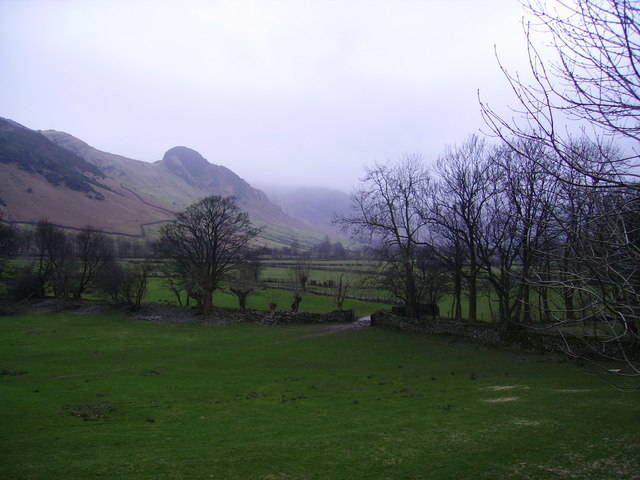 In Great Langdale