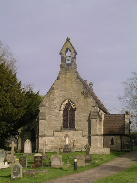 John The Baptist Parish Church