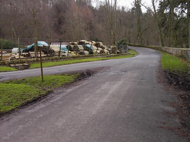 Langholm Sawmill