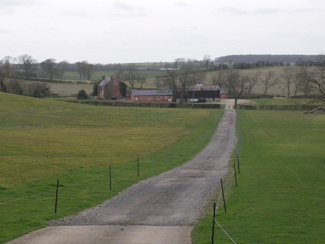 Clipston Grange.