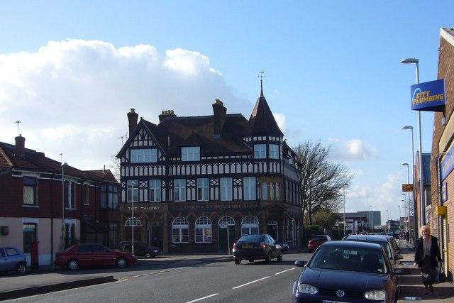 The Talbot, Goldsmith Avenue