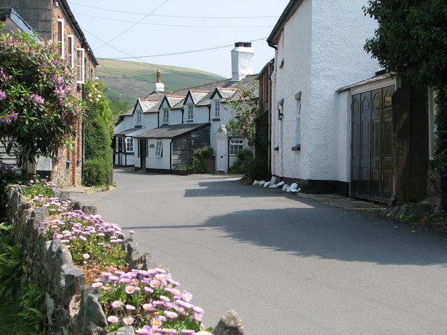 Brendon Village