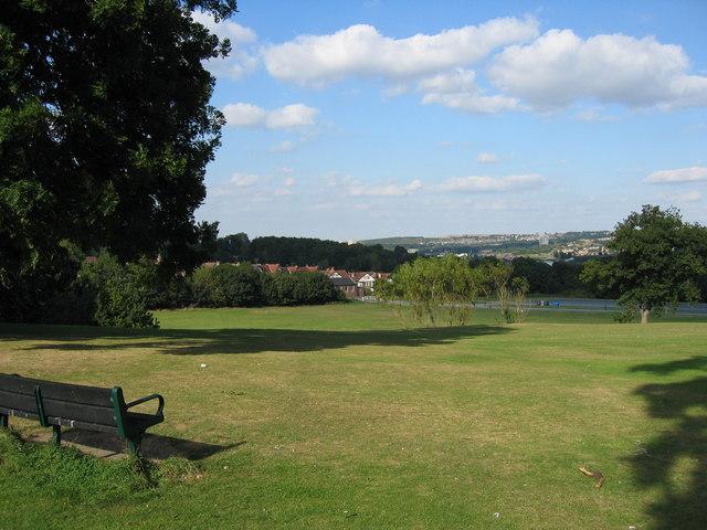Abbeydale Grange Playing Fields