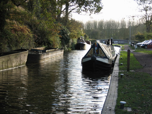 Greensforge, Staffordshire and Worcestershire Canal