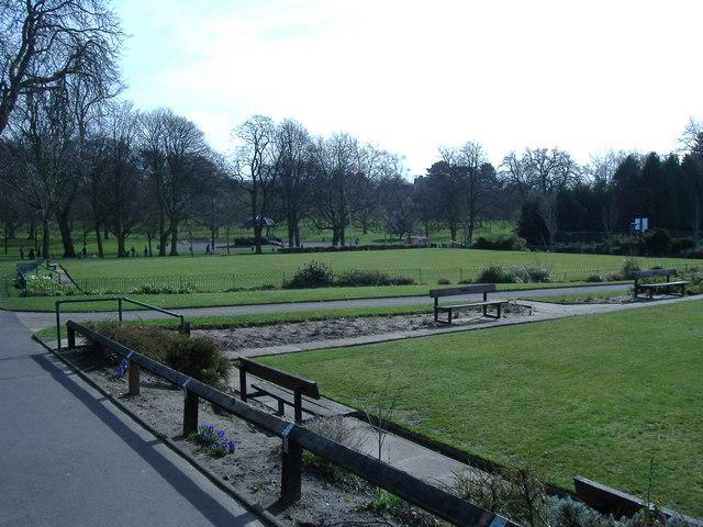 Mary Steven's Park