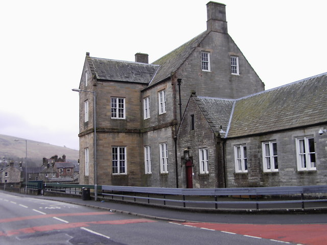 Langholm Primary School