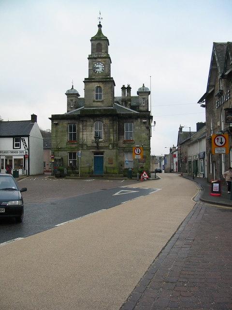 Langholm Townhall
