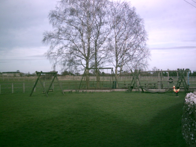 Kencot playing field