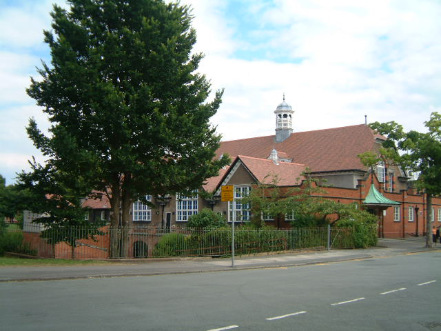 Church Drive Junior School, Port Sunlight