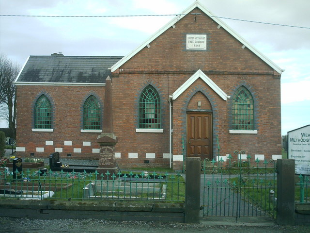 Weaver methodist church, Darnhall, nr Winsford.