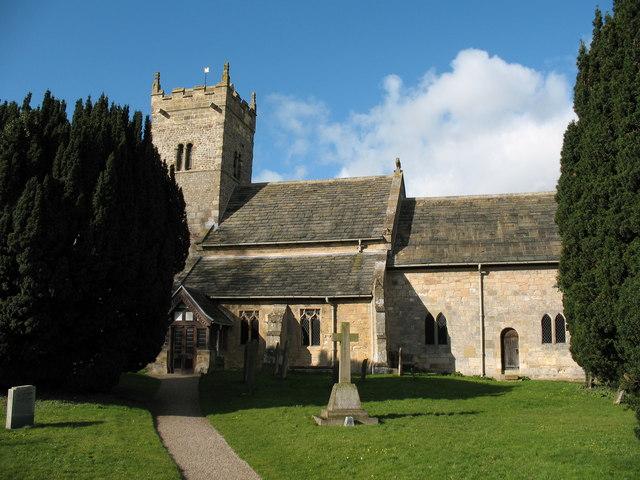 Holy Trinity Church Little Ouseburn