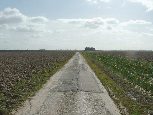 Farm Road, Marsh Farm