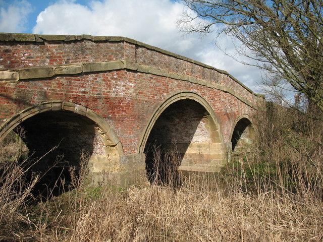 Little Ouseburn Bridge