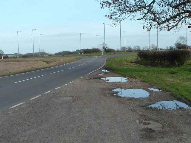 Osbournby Roundabout