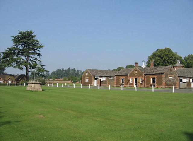 Home Farm, The Sandringham Estate, Norfolk.