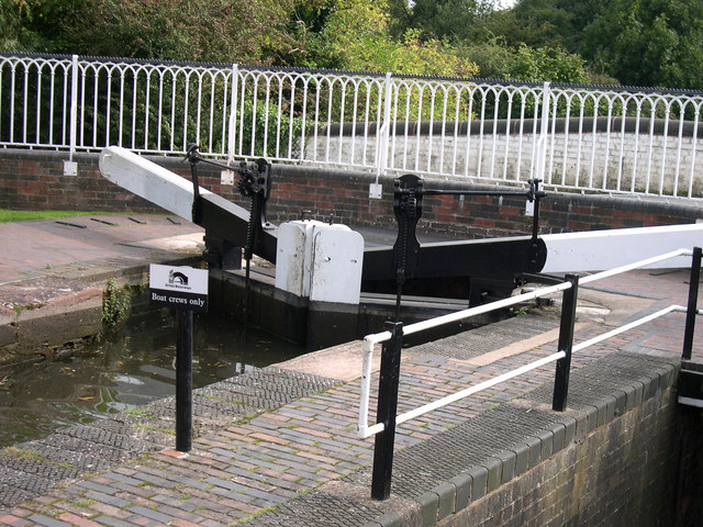 The Bratch Locks at Wombourne